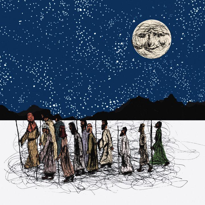 Following Stars - Ryan Stark