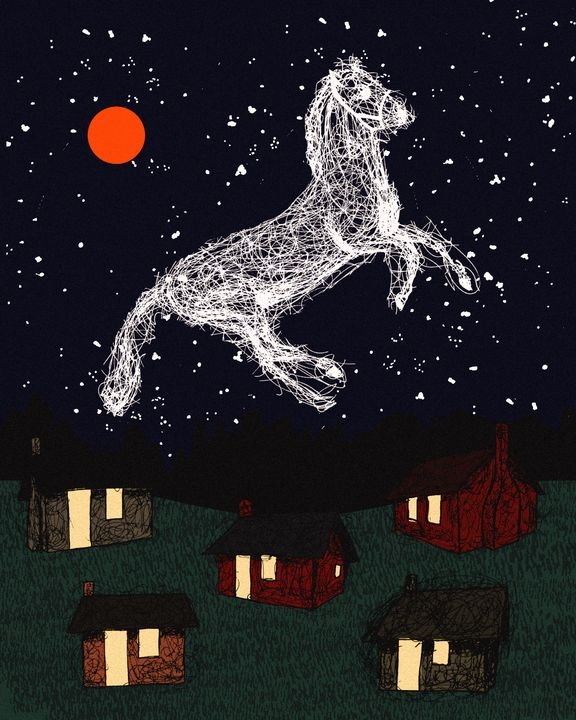 The Horse and the Moon - Ryan Stark