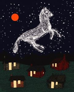 The Horse and the Moon