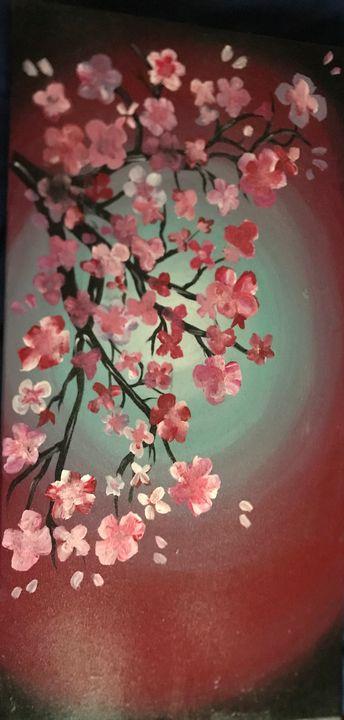 Cherry blossoms - Aphroditie's