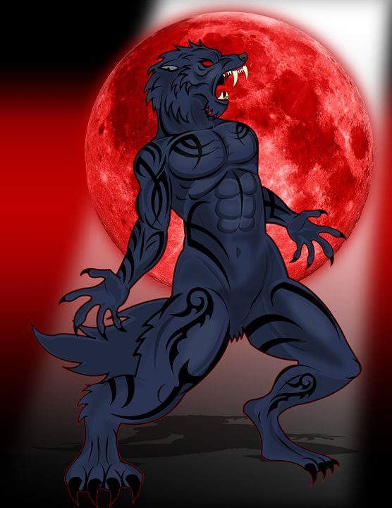 Wolf Man - Sky F