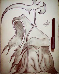 Grim reaper #doodle