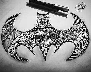 Batman #doodle