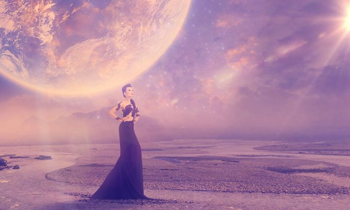 A Dreamy World... - ilkgulcylk