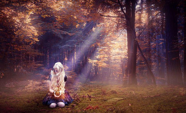 Just Inner Peace... - ilkgulcylk