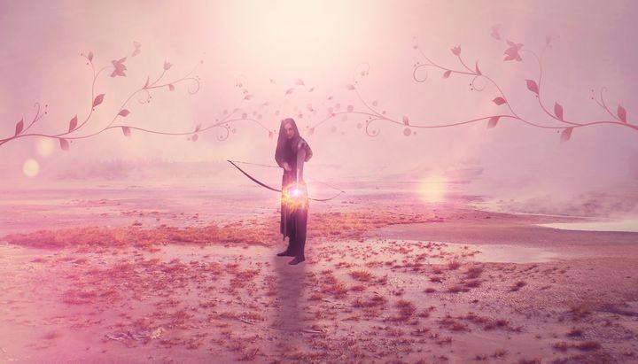 The Archer... - ilkgulcylk