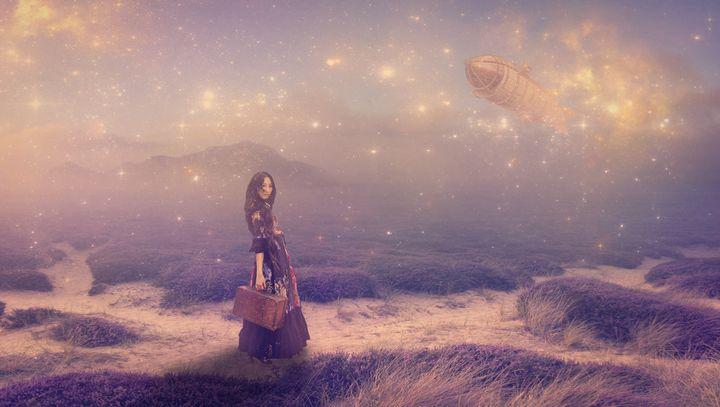 Traveler... - ilkgulcylk
