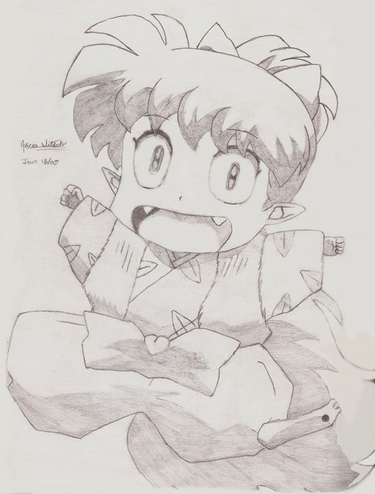 InuYasha Character: Shippo - A Little Bit Of Everything