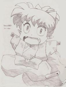 InuYasha Character: Shippo
