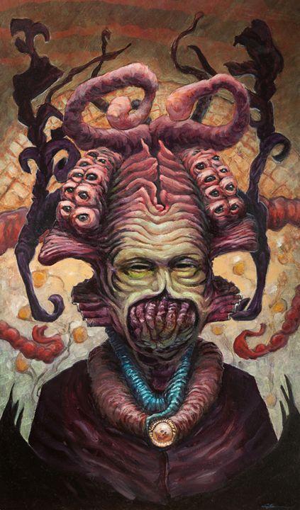 Scuddermouth - Ethan Harris Art