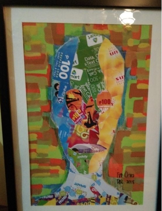 Colored Faces 1 - Ivo Cruz