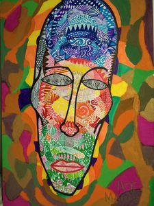 Coloref Faces - Mandalas