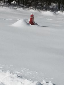 Santa Hates Snow