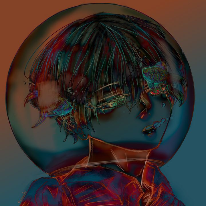 Ciel phantomhive dark - tomochi art store