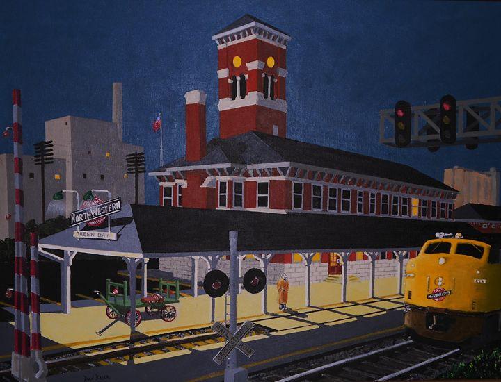 Green Bay Station - Dan Bader