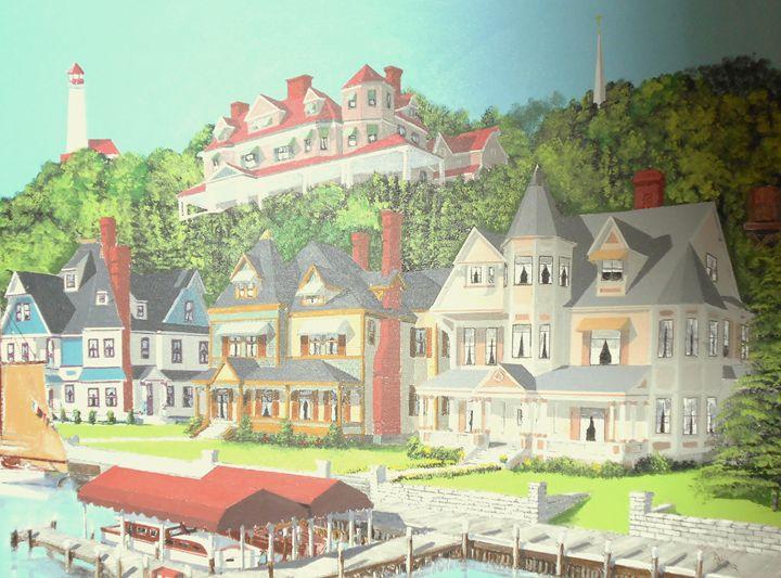 Shoreline HOmes - Dan Bader