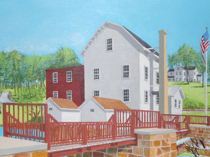 Minnesota Mill - Dan Bader