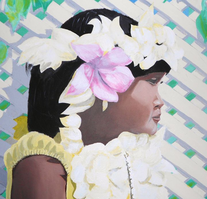 Hawaiian Girl - Dan Bader