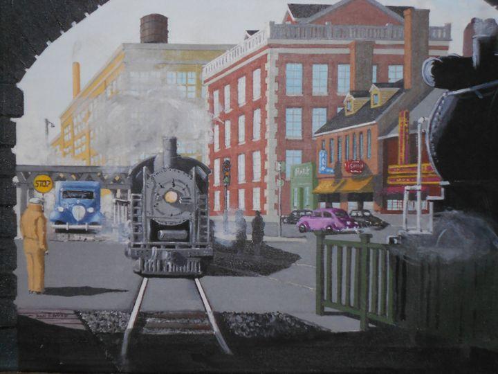 Boston Underpass - Dan Bader