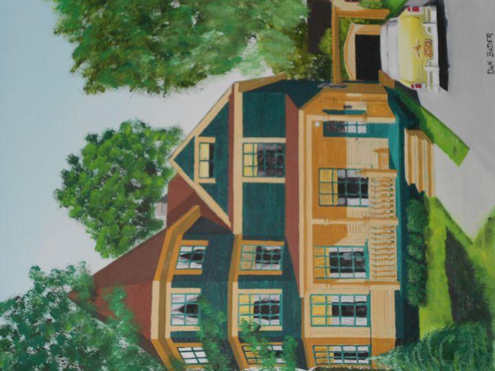 Prospect House - Dan Bader
