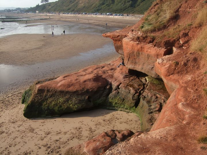 Devon rocks - Krisztina Peterfay