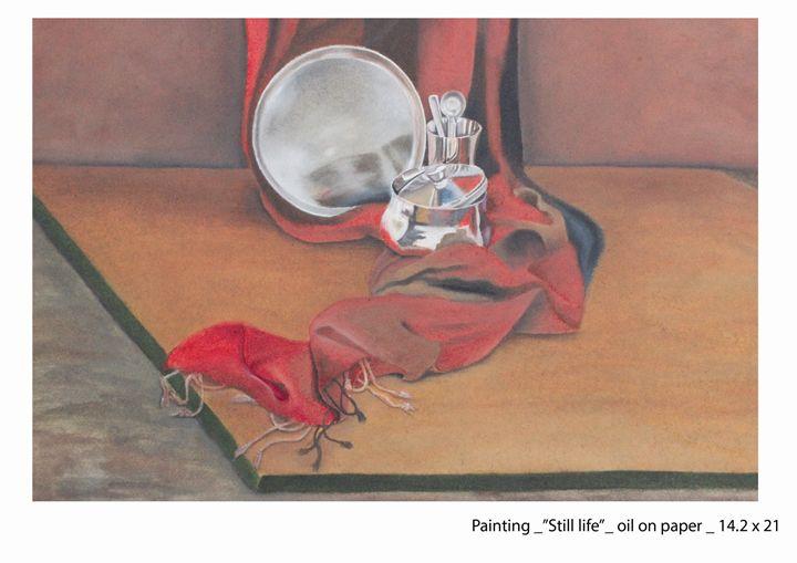 still life - moniart