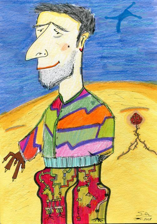 "Bionico - Sergio Lopez ""Humming Man"""