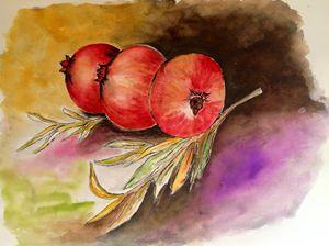 pomegranatesI - Mahjabin