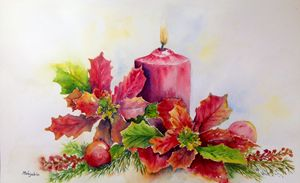 Christmas time- Still life - Mahjabin