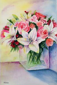 Still life- flower - Mahjabin