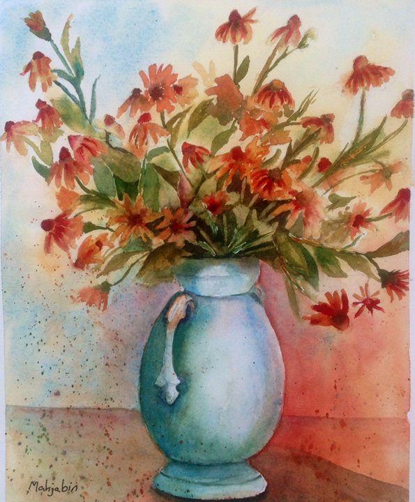 Still life flower - Mahjabin