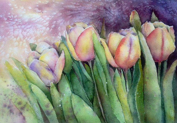 Tulips - Mahjabin