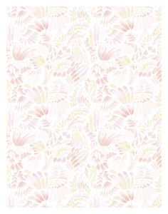 Sherbert Watercolor Pattern