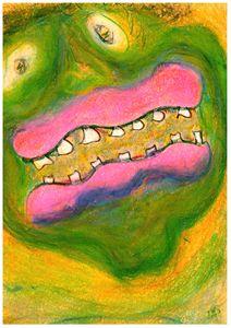Pastel Troll