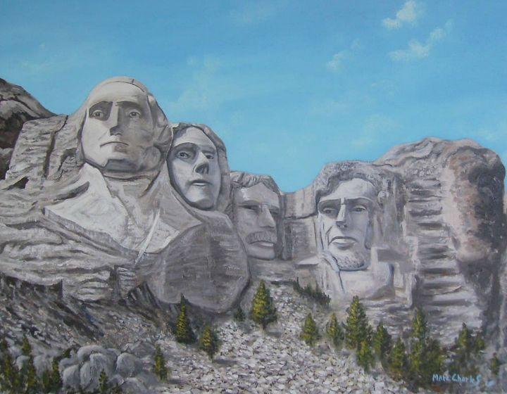 Mount Rushmore - Marc Charles Tonzillo