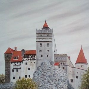 """Vampire's Castle"""