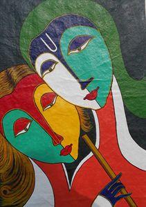 God Radha & Krishna