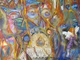 multimedia collage