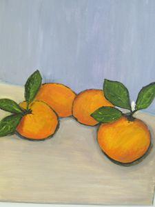 les Mandarines de Lhiver - L'Orangerie
