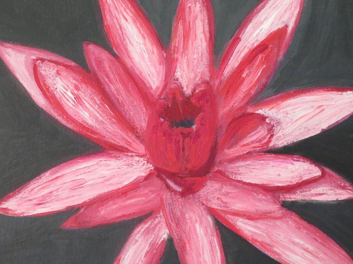 water lilies - L'Orangerie