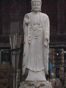 ascending Buddha