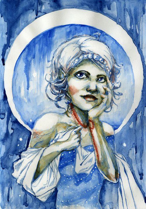 Scarred Moon - Ealish Swift