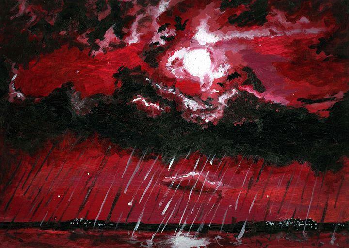 Red Storm - Ealish Swift