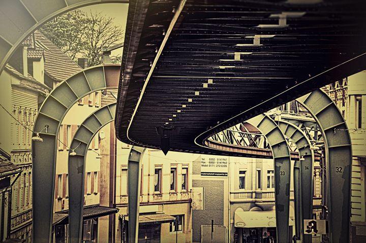 Wuppertal III - Nicole Frischlich ART PHOTOGRAPHY NIFRI