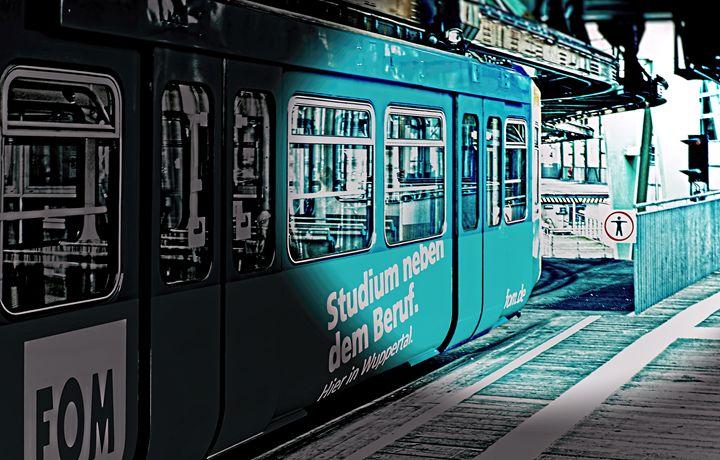 Wuppertal VII - Nicole Frischlich ART PHOTOGRAPHY NIFRI