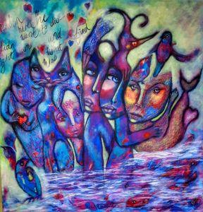 Ocean of feelings, unexplored