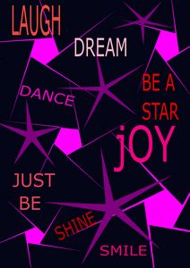 Just be ..