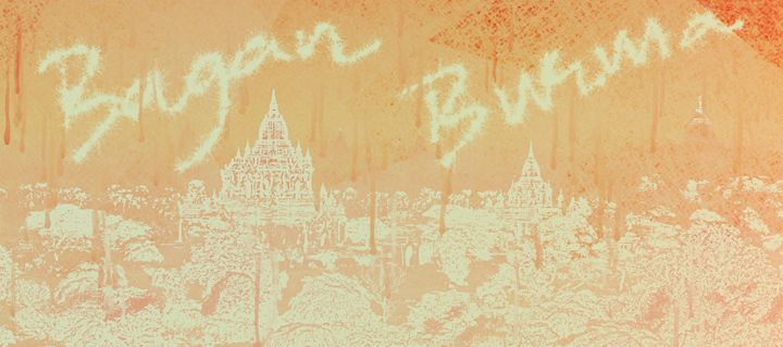 Ancient Bagan of Golden Burma - Ever...