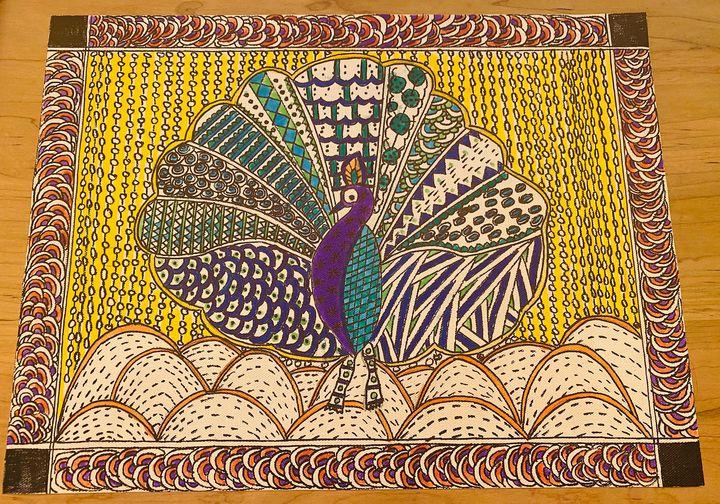 Madhubani painting - Soultribe