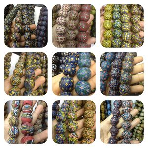 Mosaic Beads carpet beads Viking Bea